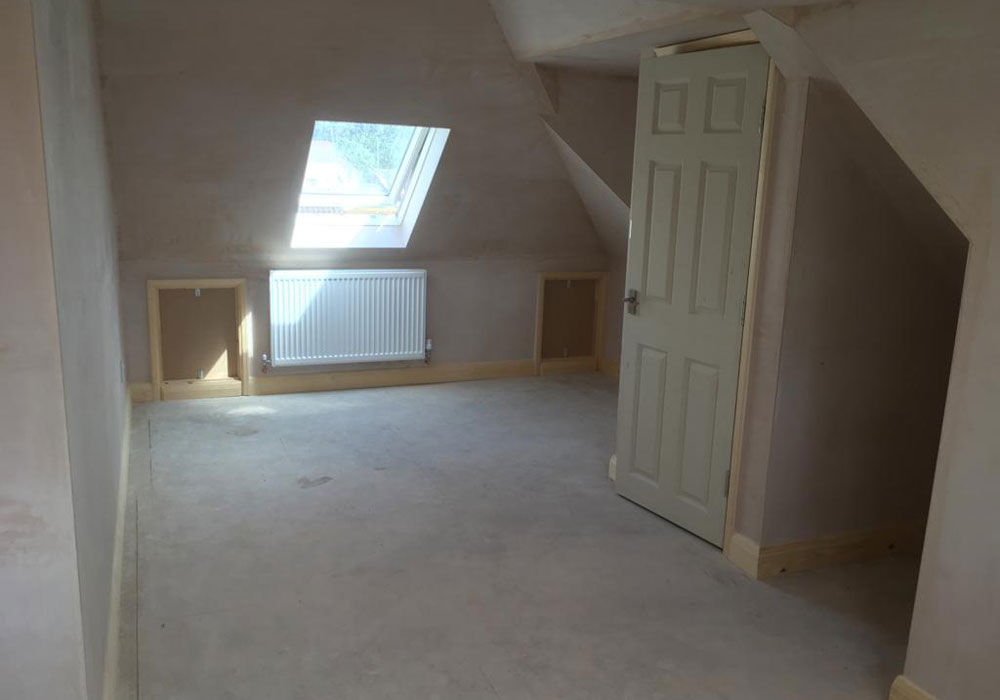 Plastering & Roofing by Specialist Loft Conversions